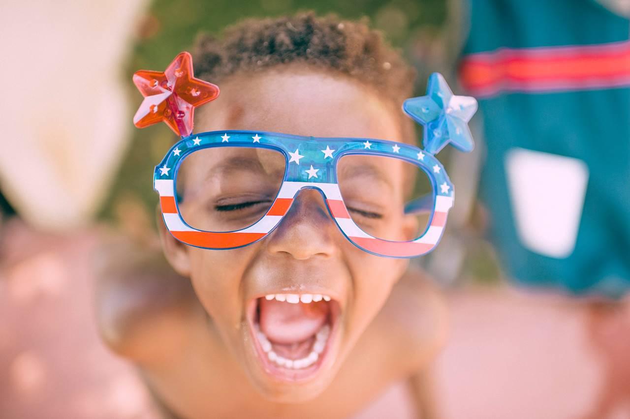 family kid - Politic WordPress Theme